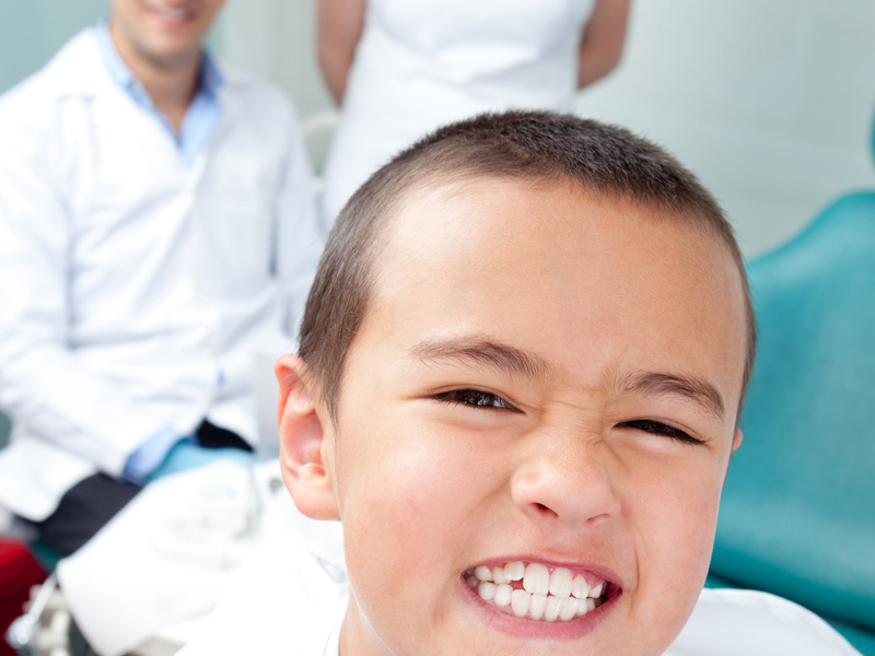 Dentista per Bambini a Milano - Clinica Boggian