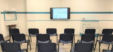 Sala corsi_Boggian Clinica Dentale_milano