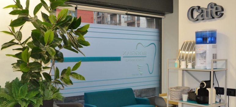Boggian Clinica Dentale Sala d'attesa